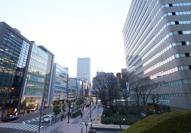 大阪のデザイナーズオフィス、オフィスポート大阪・西本町のある西本町周辺の写真そn4