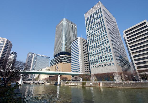 大阪のデザイナーズオフィス、オフィスポート大阪・西本町のある西本町周辺の写真その6