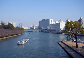 大阪のデザイナーズオフィス、オフィスポート大阪・西本町のある西本町周辺の写真その5